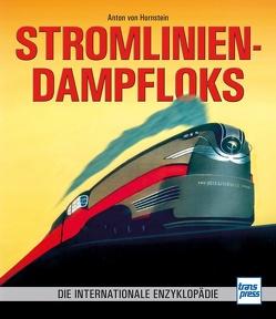 Stromlinien-Dampfloks von von Hornstein,  Anton