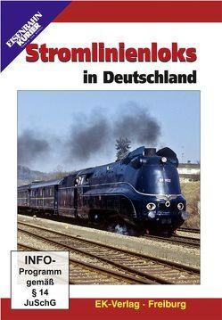 Stromlinienloks in Deutschland