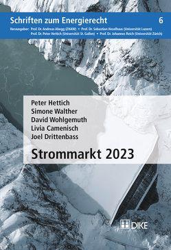 Strommarkt 2023 von Camenisch,  Livia, Drittenbass,  Joel, Hettich,  Peter, Walther,  Simone, Wohlgemuth,  David