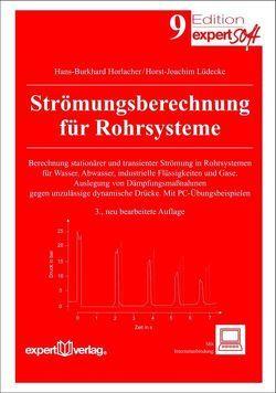 Strömungsberechnung für Rohrsysteme von Horlacher,  Hans B., Lüdecke,  Horst J.