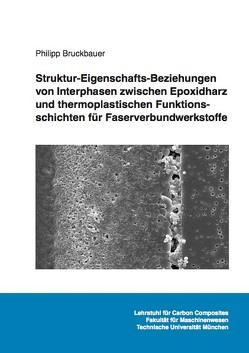 Struktur-Eingenschafts-Beziehungen von Interphasen zwischen Epoxidharz und thermoplastischen Funktionsschichten für Faserverbundwerkstoffe von Bruckbauer,  Philipp