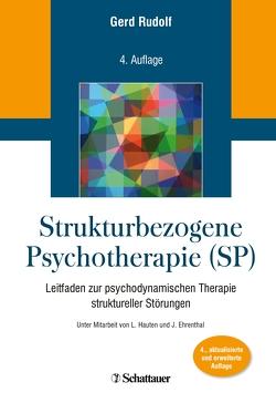Strukturbezogene Psychotherapie von Rudolf,  Gerd