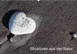 Strukturen aus der Natur (Wandkalender 2019 DIN A2 quer) von Pocketkai