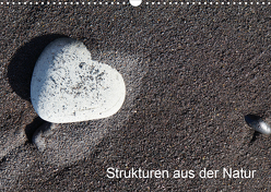 Strukturen aus der Natur (Wandkalender 2019 DIN A3 quer) von Pocketkai