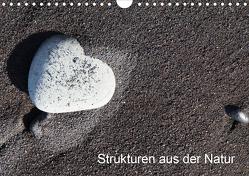 Strukturen aus der Natur (Wandkalender 2019 DIN A4 quer) von Pocketkai