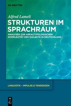 Strukturen im Sprachraum von Lameli,  Alfred
