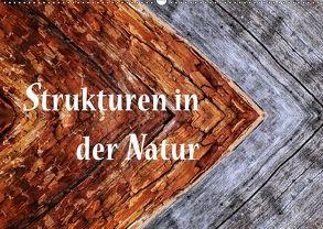 Strukturen in der Natur (Wandkalender 2018 DIN A2 quer) von by Sylvia Seibl,  CrystalLights