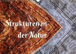 Strukturen in der Natur (Wandkalender 2018 DIN A3 quer) von by Sylvia Seibl,  CrystalLights