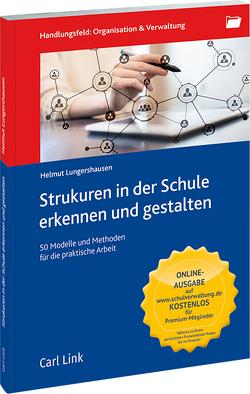 Strukturen in der Schule erkennen und gestalten von Lungershausen,  Helmut