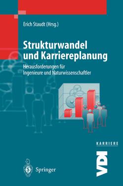 Strukturwandel und Karriereplanung von Staudt,  Erich