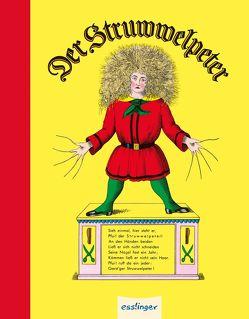Struwwelpeter – Mini-Ausgabe von Hoffmann,  Heinrich