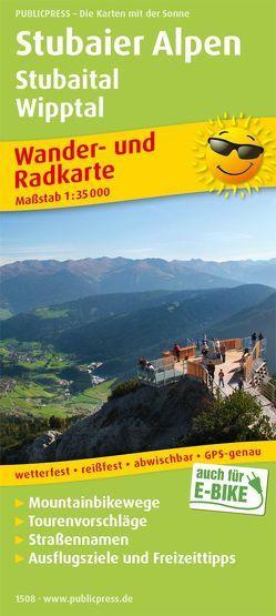 Stubaier Alpen, Stubaital, Wipptal