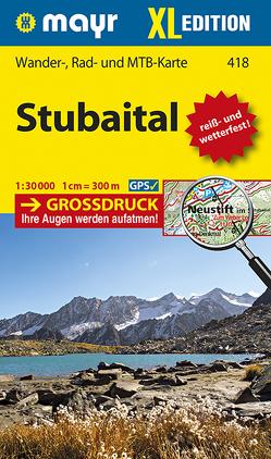 Stubaital XL von KOMPASS-Karten GmbH