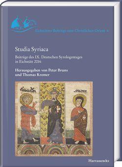 Studia Syriaca von Bruns,  Peter, Kremer,  Thomas