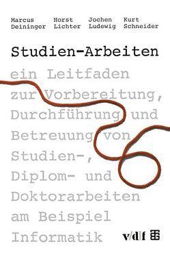 Studien-Arbeiten von Deininger,  Marcus, Lichter,  Horst, Ludewig,  Jochen, Schneider,  Kurt
