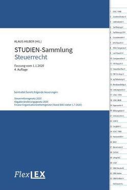 STUDIEN-Sammlung Steuerrecht von Hilber,  Klaus