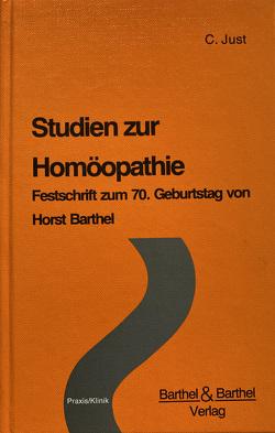 Studien zur Homöopathie von Just,  C