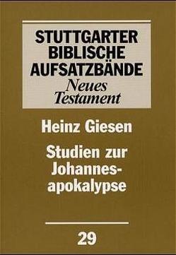 Studien zur Johannesapokalypse von Giesen,  Heinz