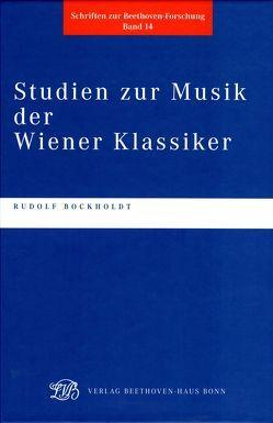 Studien zur Musik der Wiener Klassiker von Bockholdt,  Rudolf, Brandenburg,  Sieghard, Speck,  Christian