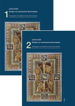 Studien zur ottonischen Buchmalerei von Beuckers,  Klaus Gereon, Kuder,  Ulrich