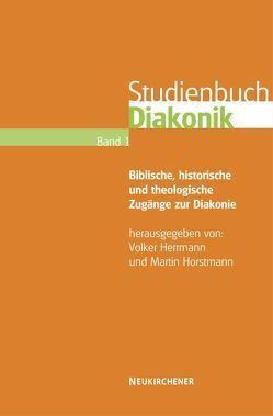 Studienbuch Diakonik von Brandhorst,  H.-Hermann, Herrmann,  Volker, Horstmann,  Martin, Robra,  Martin