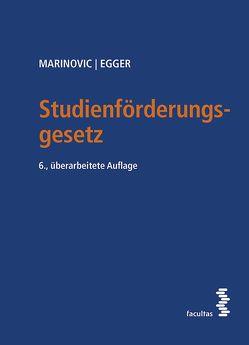 Studienförderungsgesetz von Egger,  Alexander, Marinovic,  Alexander