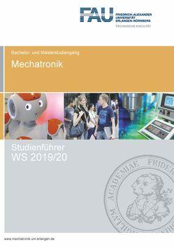 Studienführer Mechatronik WS 2019/20 von Kreis,  Oliver