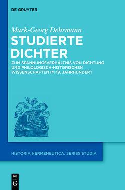 Studierte Dichter von Dehrmann,  Mark-Georg