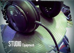 STUDIO Equipment (Wandkalender 2019 DIN A2 quer) von Bleicher,  Renate