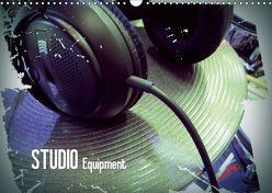 STUDIO Equipment (Wandkalender 2019 DIN A3 quer) von Bleicher,  Renate