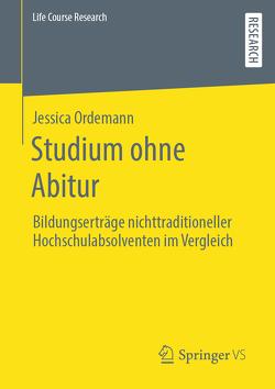 Studium ohne Abitur von Ordemann,  Jessica