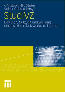 StudiVZ von Gehrau,  Volker, Neuberger,  Christoph