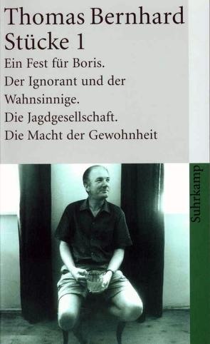 Stücke 1 von Bernhard,  Thomas