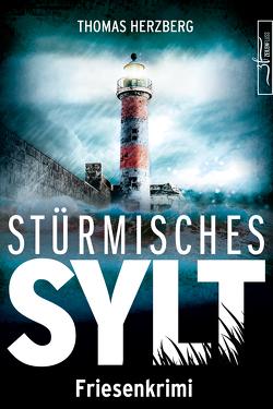 Stürmisches Sylt von Herzberg,  Thomas