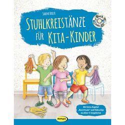 Stuhlkreistänze für Kita-Kinder von Hirler,  Sabine