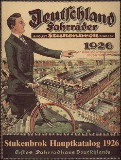 Stukenbrok – Illustrierter Hauptkatalog 1926 von Plümer,  Erich