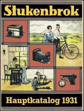Stukenbrok – Illustrierter Hauptkatalog 1931