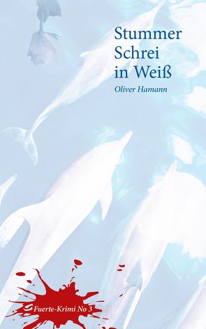 Stummer Schrei in Weiß von Hamann,  Oliver