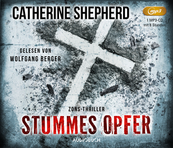 Stummes Opfer von Berger,  Wolfgang, Shepherd,  Catherine