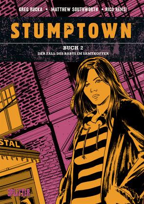 Stumptown. Band 2 von Rucka,  Greg, Southworth,  Matthew