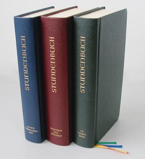 Stundenbuch – Ausgabe S / Fasten- und Osterzeit von Deutsche Bischofskonferenz