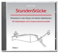StundenStücke – CD von Vogel,  Eckart