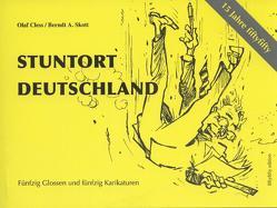 Stuntort Deutschland von Cless,  Olaf, Lorentz,  Kay, Skott,  Berndt A, Werner,  Matthäus