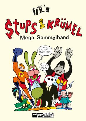 Stups & Krümel von Fil
