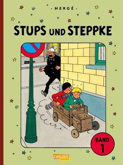 Stups und Steppke 1 von Hergé