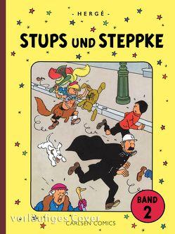 Stups und Steppke 2 von Hergé