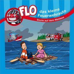 Sturm auf dem Waldsee – Flo, das kleine Feuerwehrauto von Mörken,  Christian