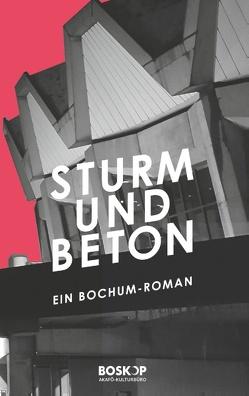 Sturm & Beton von Biermann,  Christian, BOSKOP,  AKAFÖ-Kulturbüro, Illigens,  Vivien, Meyer-Dietrich,  Sarah, Prenzler,  Julian, Stern,  Felix