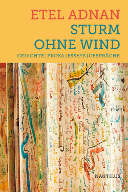 Sturm ohne Wind von Adnan,  Etel, Mittelstädt,  Hanna, Ruschkowski,  Klaudia