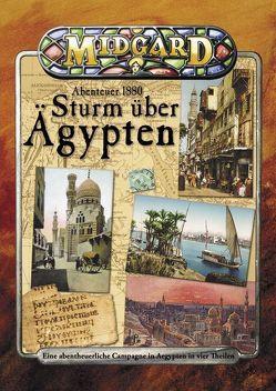 Sturm über Ägypten von Nagel,  Rainer, Velten,  Alexandra